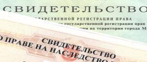 Свидетельство о праве на наследство по завещанию: как получить и что дальше делать
