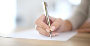 Заявление об установлении факта принятия наследства: правила написания